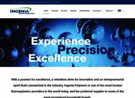 ingeniapolymers.com