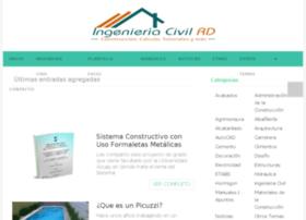 ingenieriacivilrd.com