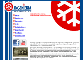ingenieriafrigorifica.com