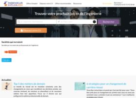 ingenieur-emplois.com