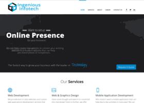 ingenious-infotech.com