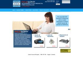 ingesony.com