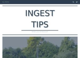 ingest.tips
