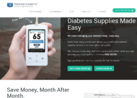 ingramdiabetic.com