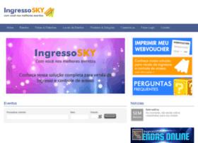 ingressosky.com.br