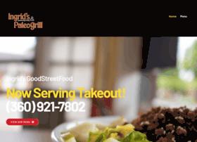 ingridsgoodstreetfood.com