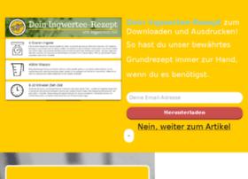 ingwertee.net