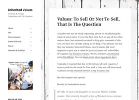 inherited-values.com