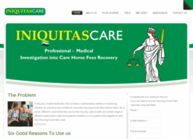 iniquitas-care.co.uk