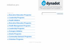 initiative.pro