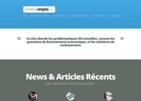 initiativeemploi.fr