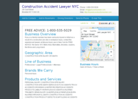 injuredconstructionworker.com