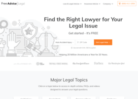injury-law.freeadvice.com