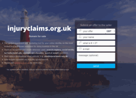 injuryclaims.org.uk