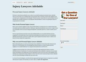 injurylawyersadelaide.com.au