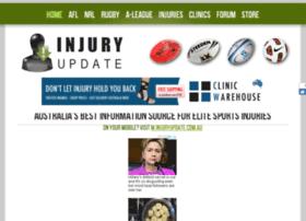 injuryupdate.com.au