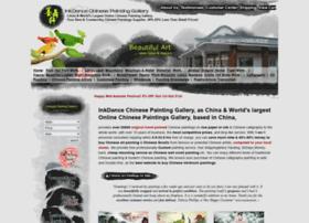 inkdancechinesepaintings.com
