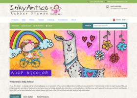 inkyantics.com