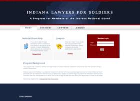 inlawyersforsoldiers.com