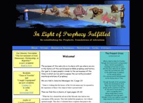 inlightofprophecyfulfilled.org