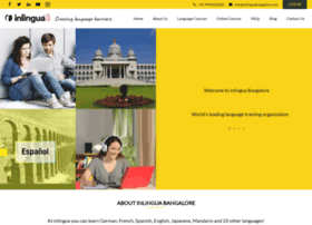 inlinguabangalore.com