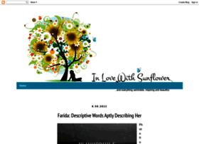 inlovewithsunflower.blogspot.com