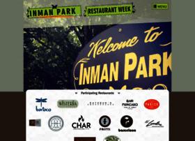 inmanparkrestaurantweek.com
