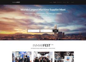 inmarfest.strikingly.com