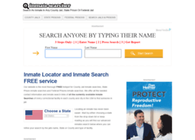 inmatesearcher.com