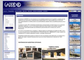 inmob-garrido.com