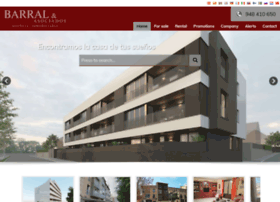 inmobiliariabarral.com