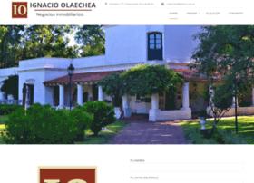 inmobiliariaolaechea.com