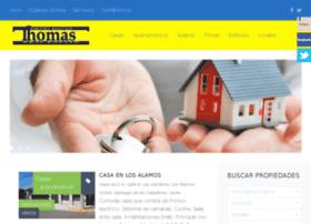 inmobiliariathomas.com