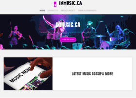 inmusic.ca