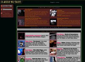 inmusicwetrust.com