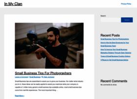 inmyclan.com