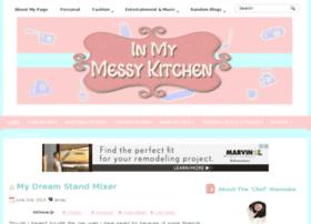inmymessykitchen.com