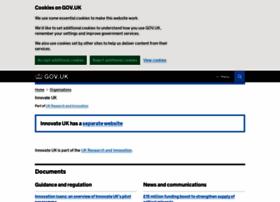 innovateuk.gov.uk
