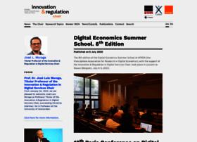 innovation-regulation2.telecom-paristech.fr