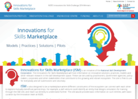innovation.nsdcindia.org