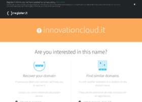innovationcloud.it