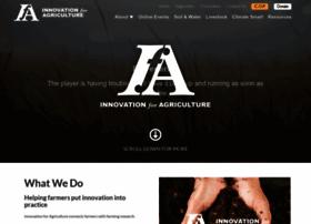 innovationforagriculture.org.uk