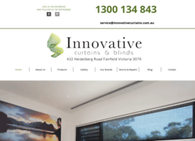 innovativecurtains.com.au