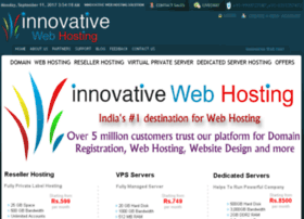 innovativewebhosting.co.in