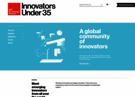 innovatorsunder35.com