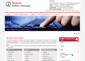 innovonlinetrainings.com