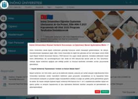 inonu.edu.tr