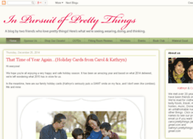 inpursuitofprettythings.com
