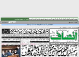 insaf.com.pk