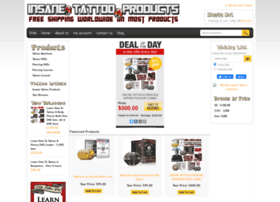 insanetattooproducts.3dcartstores.com